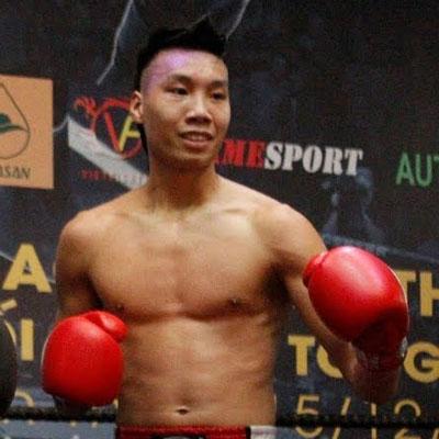 HCV Kickboxing, dưới 57kg nam