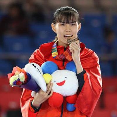 HCV Taekwondo, dưới 53kg nữ