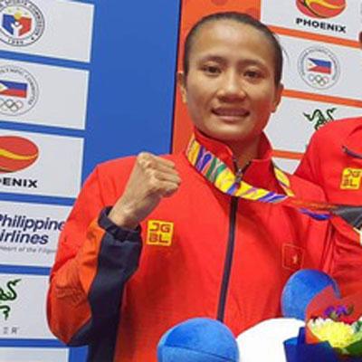 HCV Kickboxing, 48kg nữ