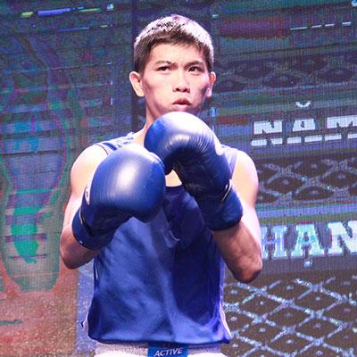 HCV Kickboxing, hạng 51kg nam